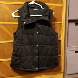 Womens Large North Face Vest